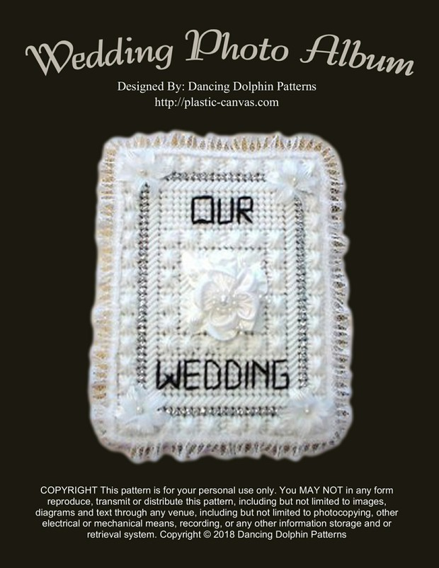 403 - Wedding Brag Book