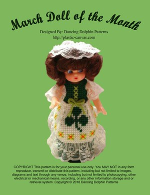 117 - March Doll of the Month