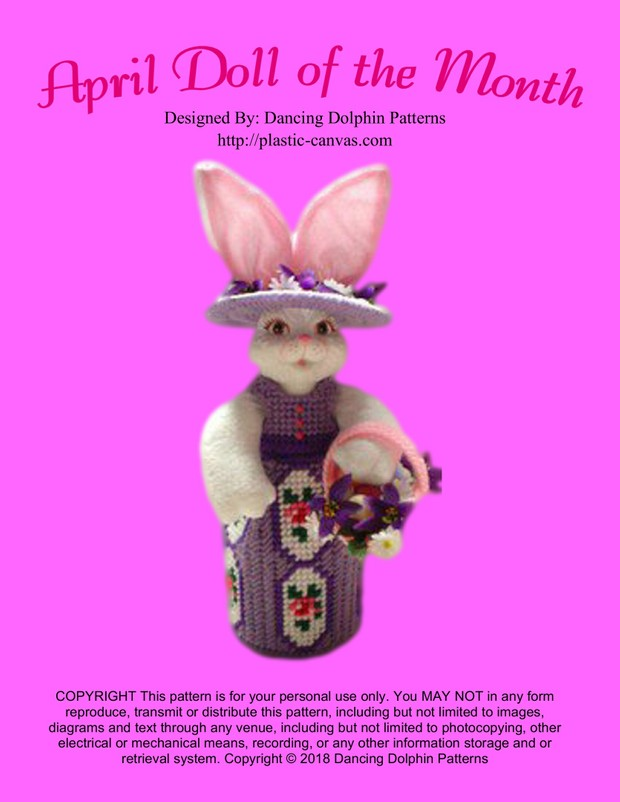 119 - April Doll of the Month