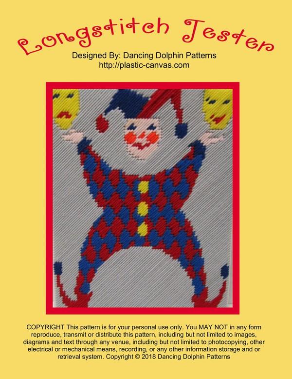 521 - Longstitch Jester