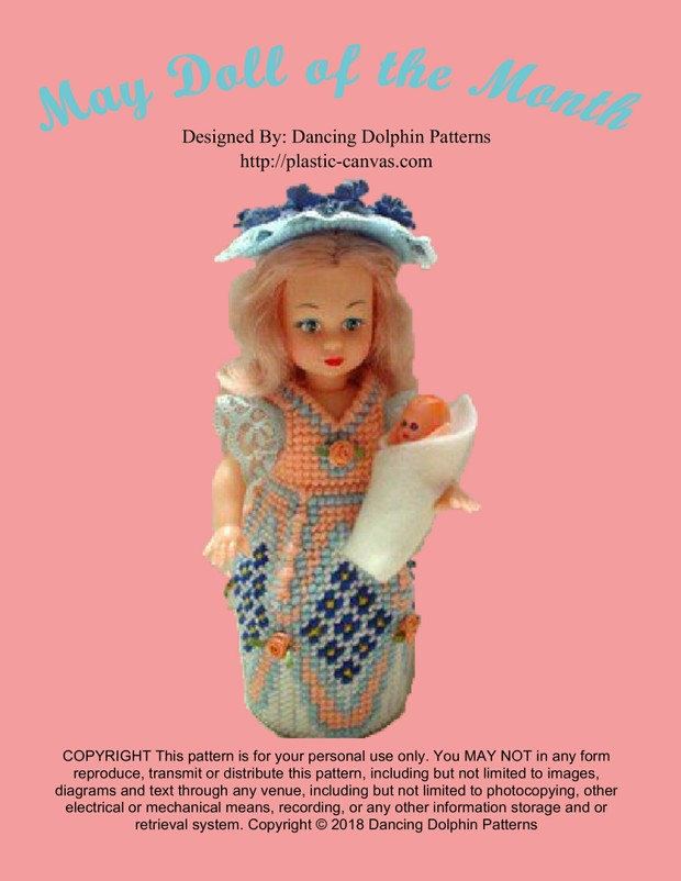 091 - May Doll of the Month