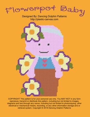 582 - Flowerpot Baby