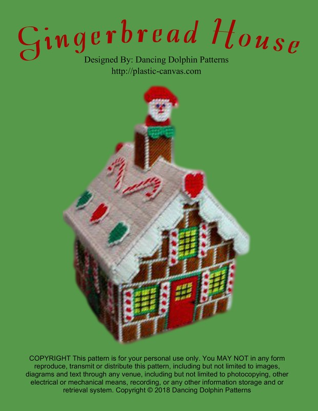 029 - Gingerbread House