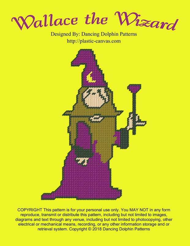 547 - Wallace the Wizard