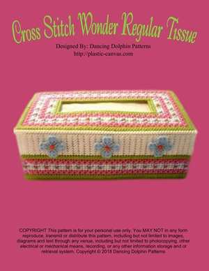 371 - Cross Stitch Wonder Regular Tissue