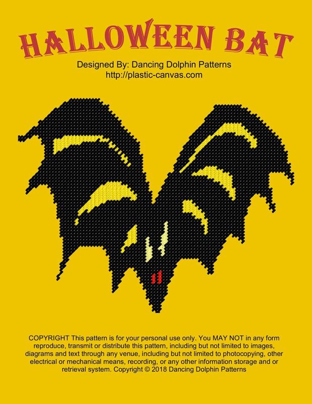 621 - Halloween Bat