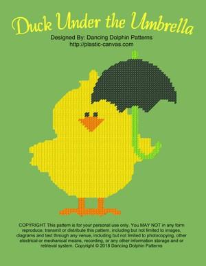 569 - Duck Under the Umbrella