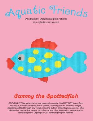 536 - Sammy the Spottedfish