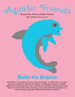 533 - Dollie the Dolphin