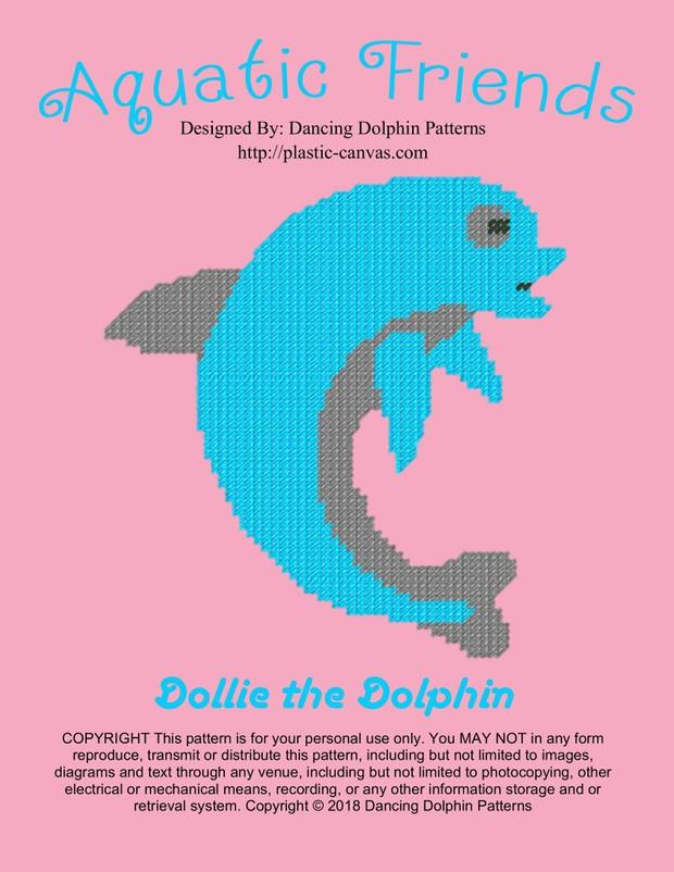 533 - Dollie the Dolphin