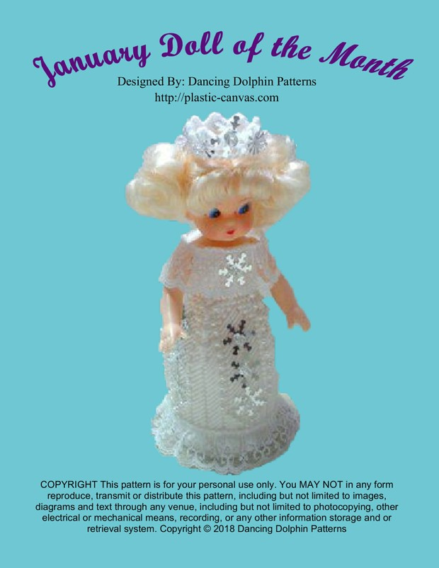 112 - January Doll of the Month