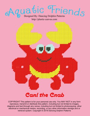 532 - Carl the Crab