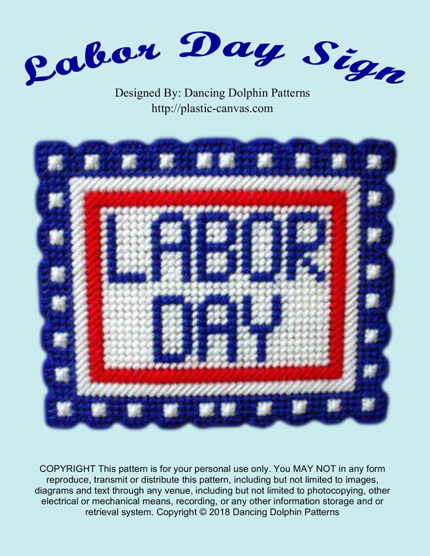 335 - Labor Day Sign