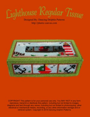 099 - Lighthouse Regular Tissue