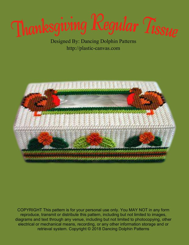 153 - Thanksgiving Regular Tissue