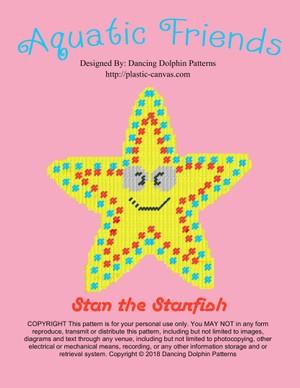 537 - Stan the Starfish