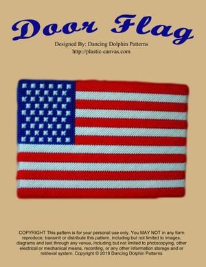 090 - Door Flag