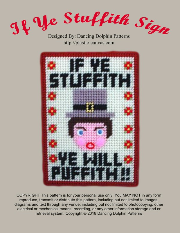 460 - If Ye Stuffith Sign