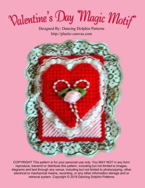 312 - Valentine's Day Magic Motif