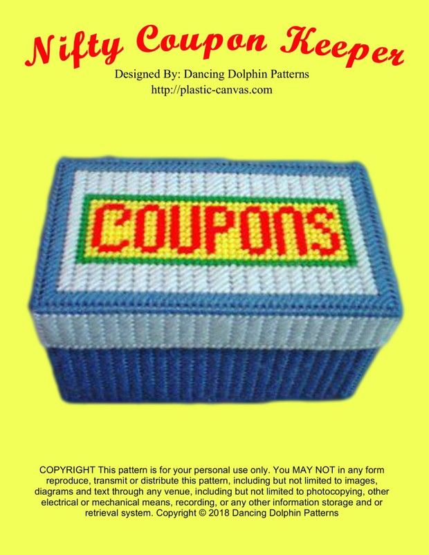213 - Nifty Coupon Keeper
