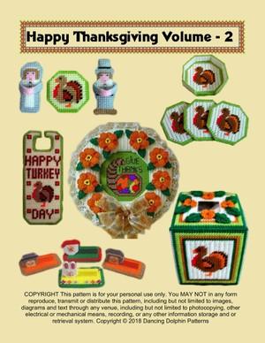 L-6 Thanksgiving Leaflet Volume - 2