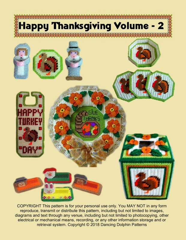L-6 Thanksgiving Leaflet Volume - 2