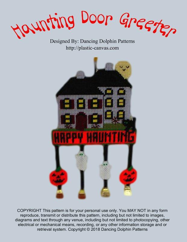 257 - Haunting Door Greeter