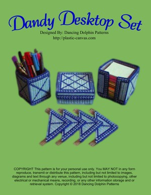 046 - Dandy Desktop Set