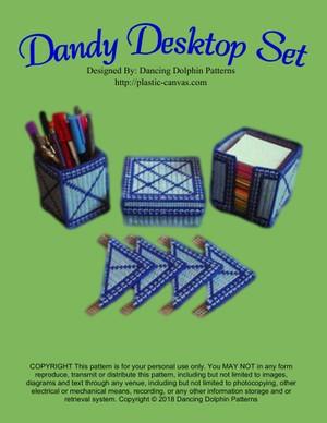046 - Dandy Desktop Set