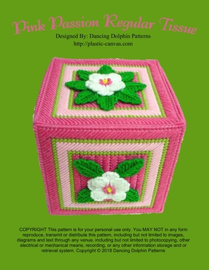 095 - Pink Passion Trinket Box