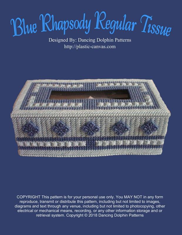 310 - Blue Rhapsody Regular Tissue