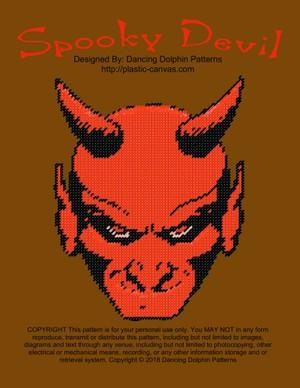 627 - Spooky Devil