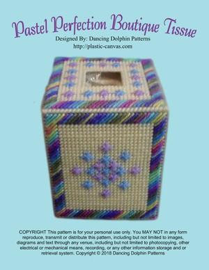 105 - Pastel Perfection Boutique Tissue