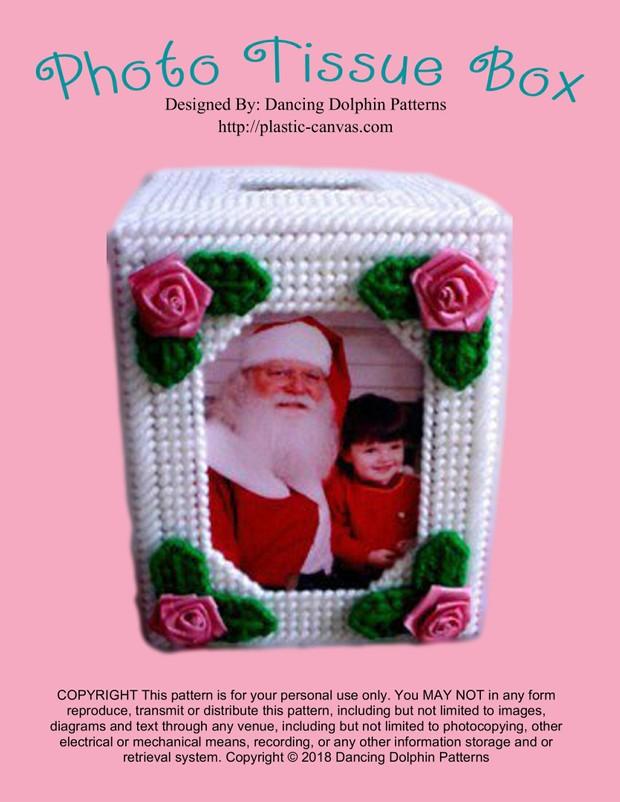 063 - Photo Tissue Box