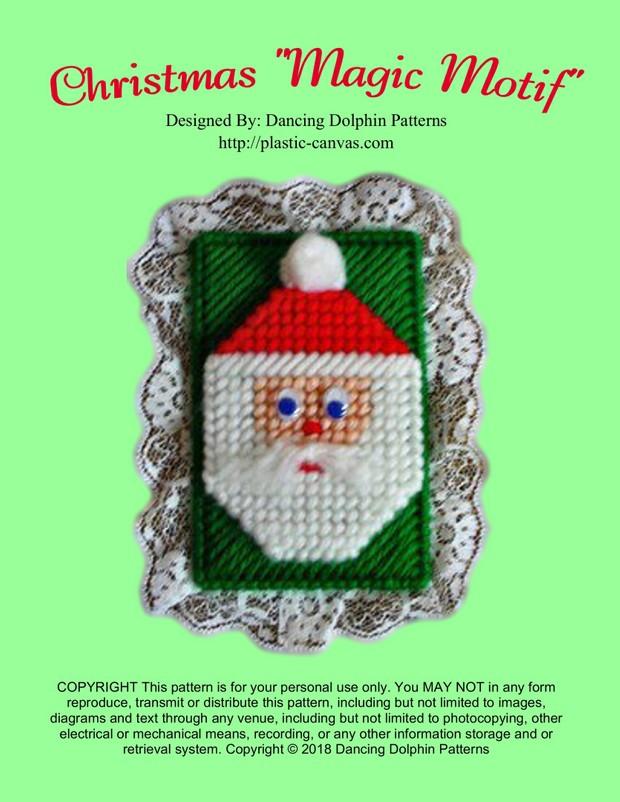 319 - Christmas Magic Motif