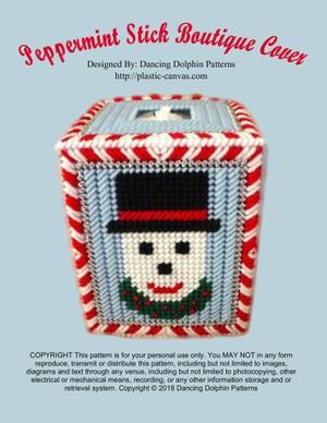 463 - Peppermint Stick Boutique Cover