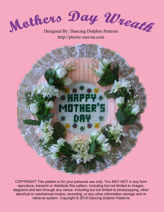 073 - Mothers Day Wreath
