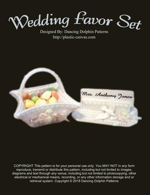 402 - Wedding Favor Set