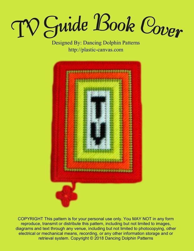 244 - TV Guide Book Cover