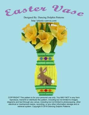 430 - Easter Vase