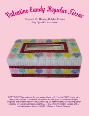 470 - Valentine Candy Regular Tissue