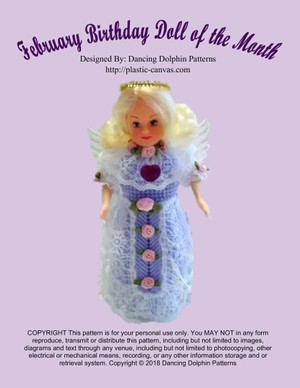 398 - February Birthday Doll of the Month