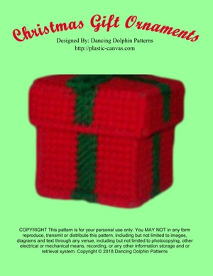 506 - Christmas Gift Ornaments
