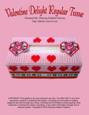 294 - Valentine Delight Regular Tissue