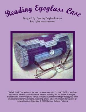 187 - Reading Eyeglass Case