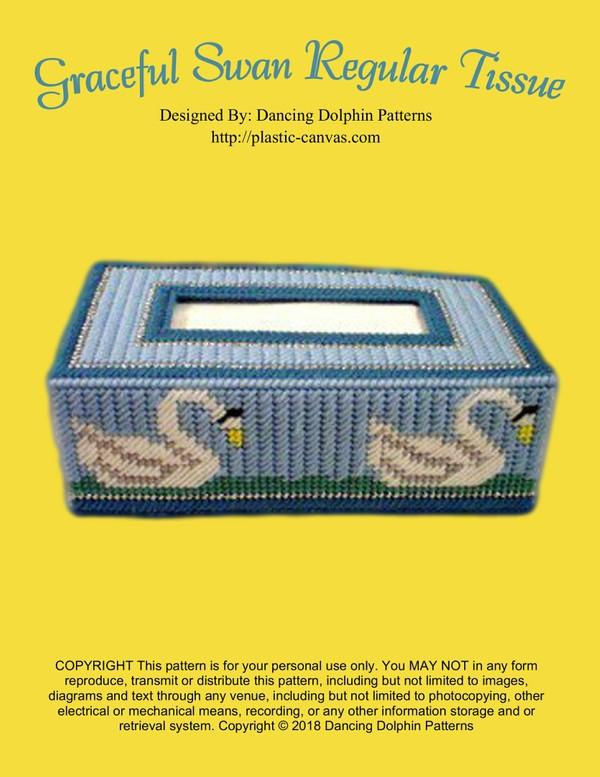 163 - Graceful Swan Regular Tissue