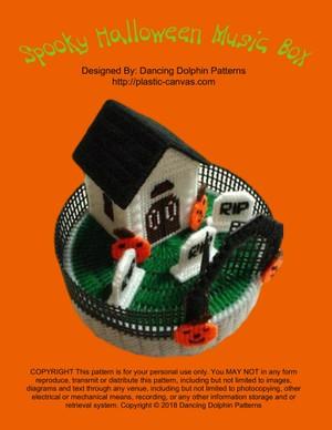148 - Spooky Halloween Music Box