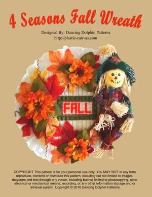 410 - 4 Seasons Fall Wreath