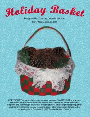495 - Holiday Basket