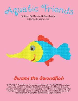 538 - Swami the Swordfish